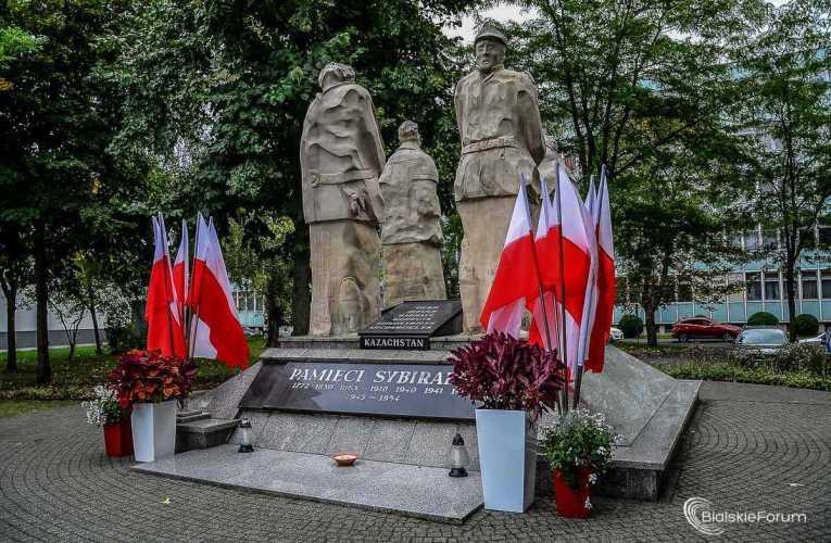 Uroczystości upamiętniające 81. rocznicę napaści ZSRR na Polskę