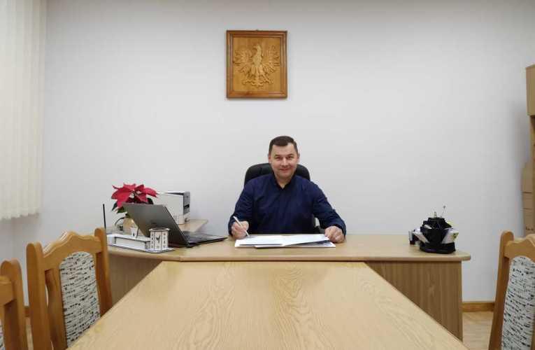 Jerzy Czyżewski zrezygnował z fotela Wójta Gminy Łomazy
