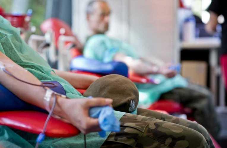 Krwiodawcy 2 LBOT podsumowują działalność
