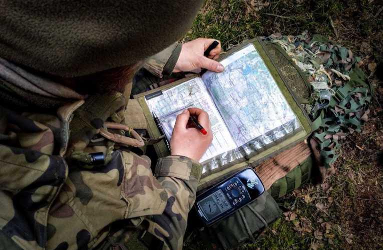 2 LBOT na szkoleniach w terenie