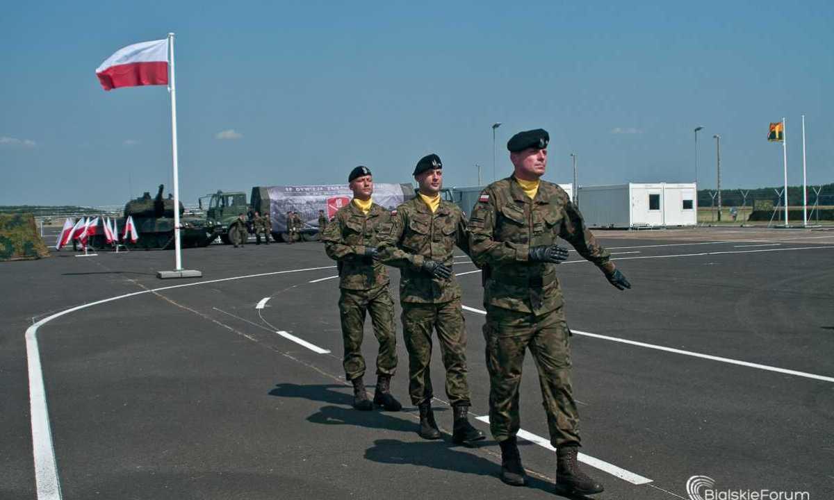 Bialski garnizon oficjalnie otwarty