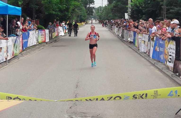 Iza wygrała po raz czwarty w Wiązownie