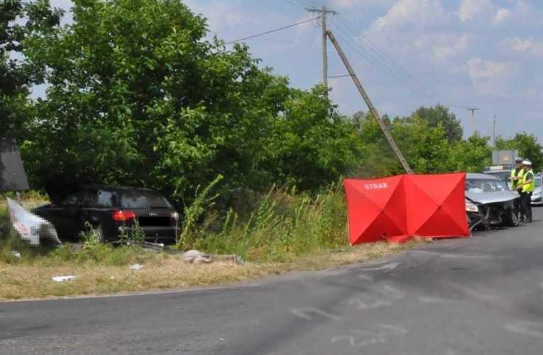 Tragiczny wypadek w miejscowości Szóstka