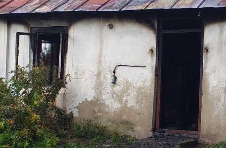 Tragiczny pożar domu