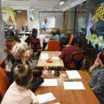 Warsztat kreatywności dla bibliotekarzy w MBP