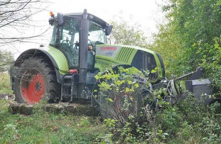 Odzyskali sprzęt rolniczy o wartości niemal 500 tysięcy złotych