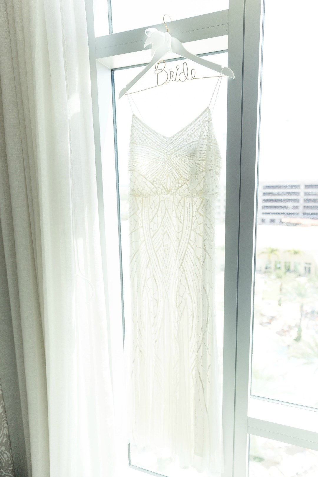 BHLDN Wedding Dress   Bianca Dottin
