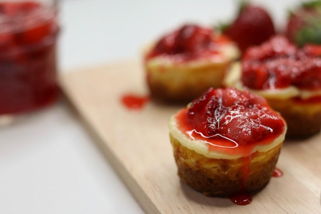 Best Strawberry Cheesecake Recipe