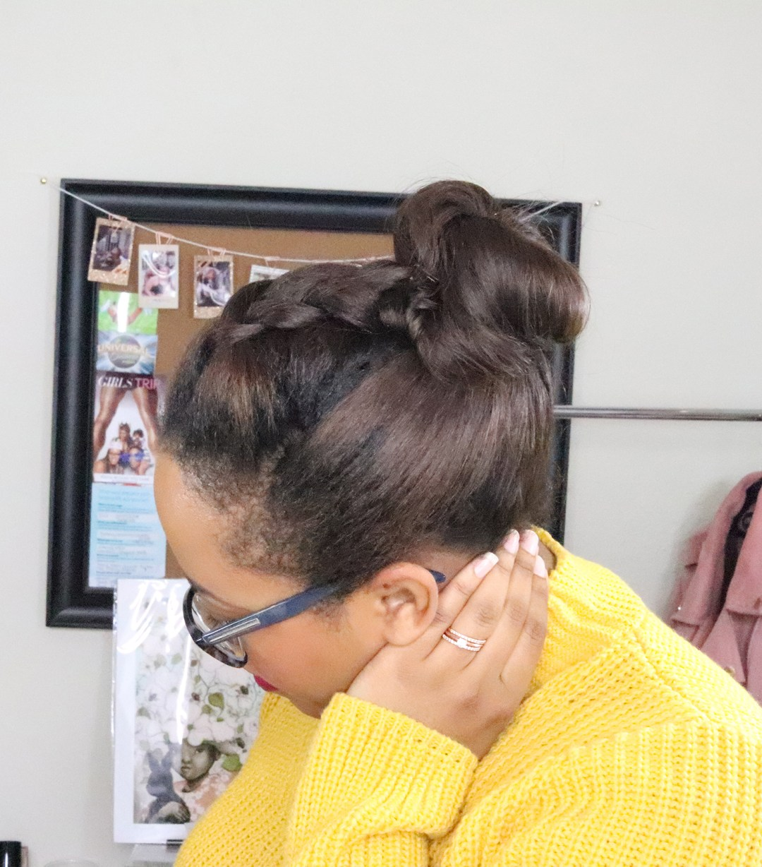 3 Holiday Hairstyles under 15 Minutes | Bianca Dottin
