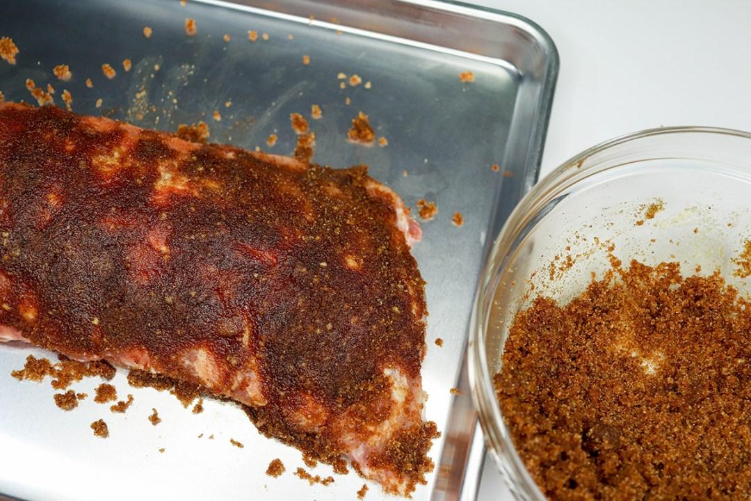 Tastes of Now Sweet Pork Baby Back Ribs Recipe | Bianca Dottin