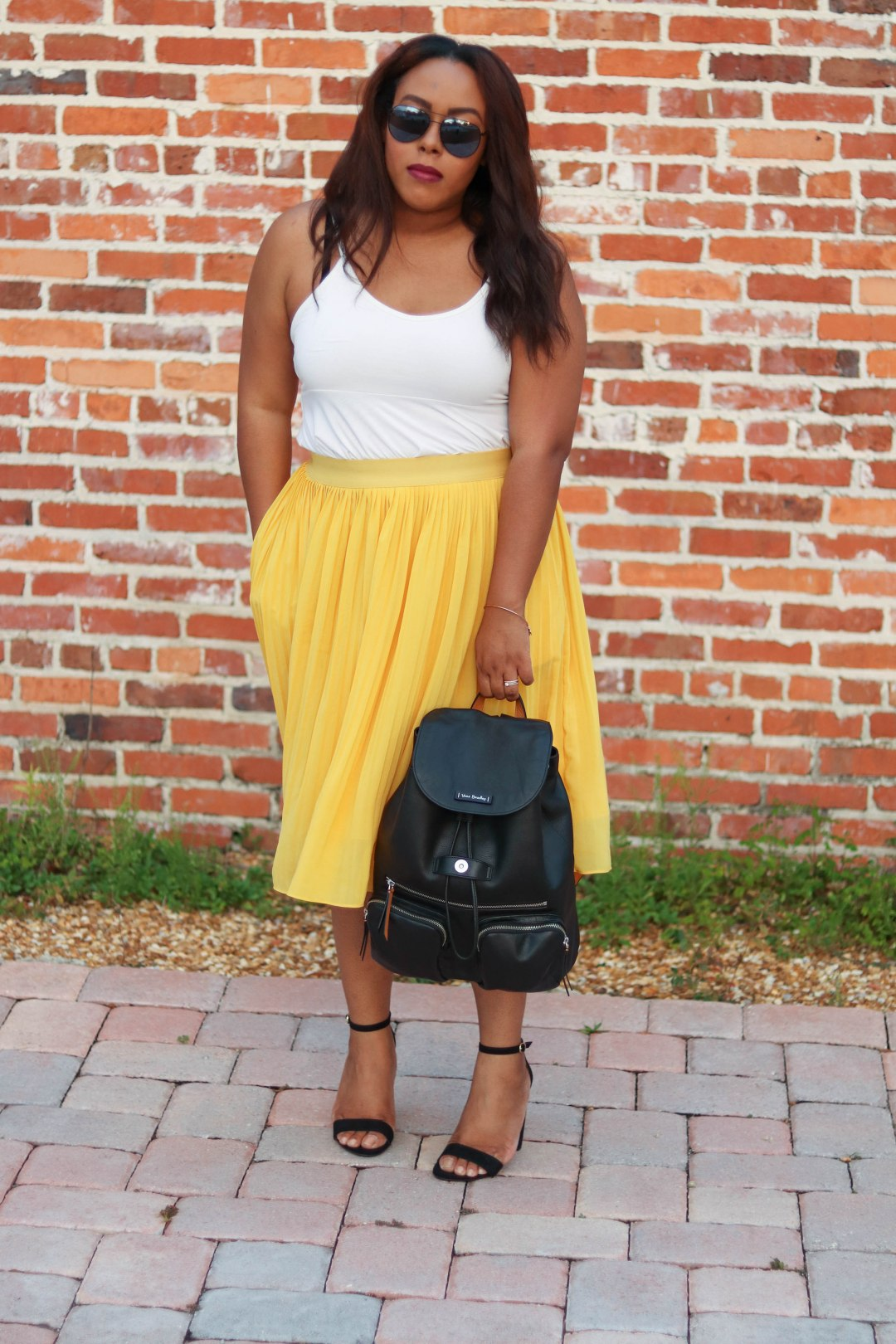 The Perfect Leather Travel Backpack | Bianca Dottin
