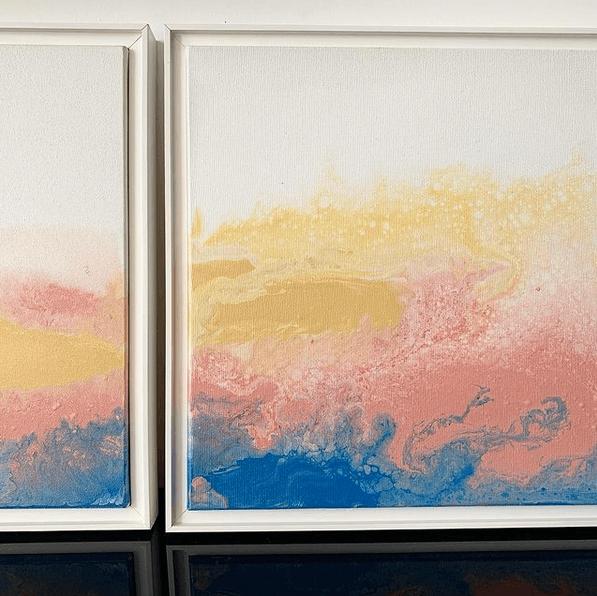 Bianca Lombardi - Pinturas