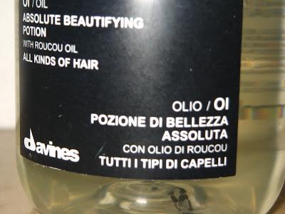 Una POZIONE di BELLEZZA ASSOLUTA per i miei capelli