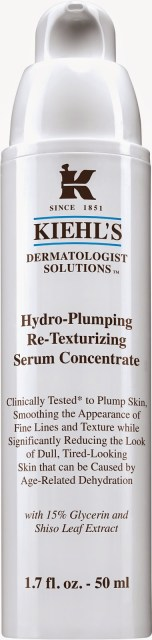 Dermatologist Solutions Hydro-Plumping Re-Texturizing Serum Concentrate Kiehl's