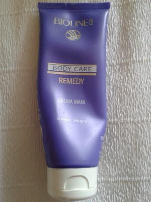 Remedy Body Care crema mani - Bioline Jatò
