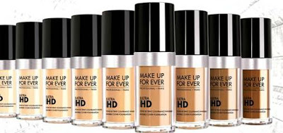 Ultra HD Foundation: il nuovo fondotinta Make Up For Ever