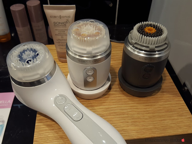 Clarisonic Mia Fit e Apha Fit