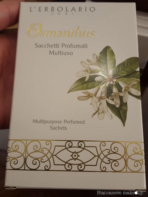 Osmanthus L'Erbolario