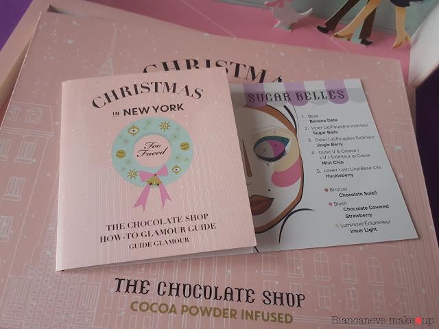 Cofanetto The Chocolate Shop