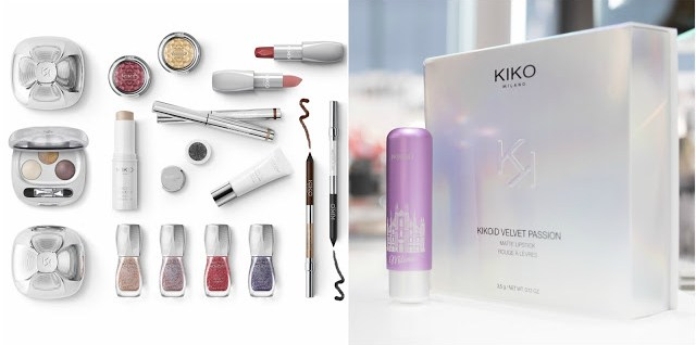 Idee regalo beauty per il Natale 2017 per lei: Kiko