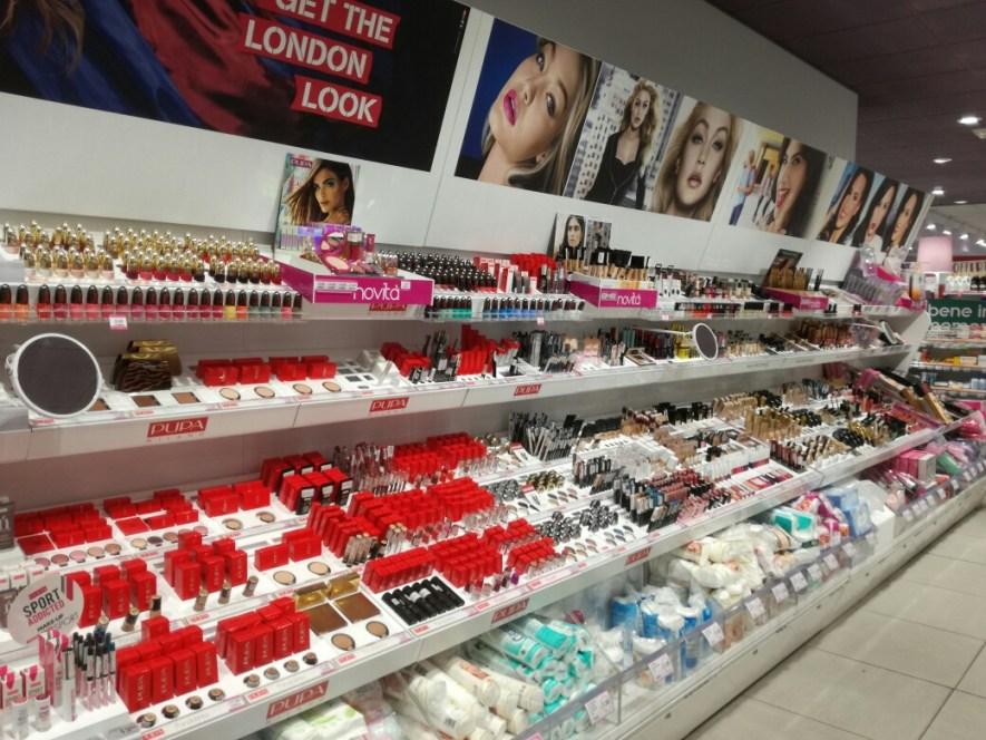 La bellezza è di casa nei negozi Lillapois