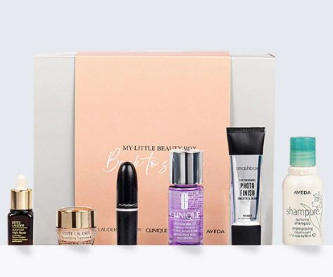 My Little Beauty Box Estée Lauder