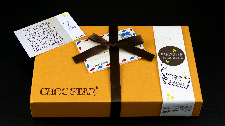 Chocstar chocolade doos