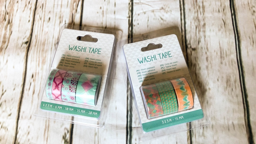 creatieve shoplog action washi tape