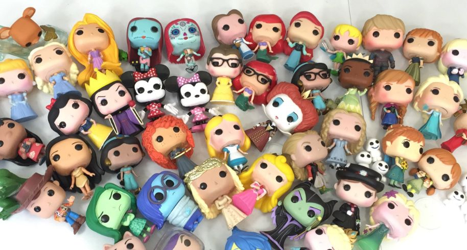 funko Pop collectie
