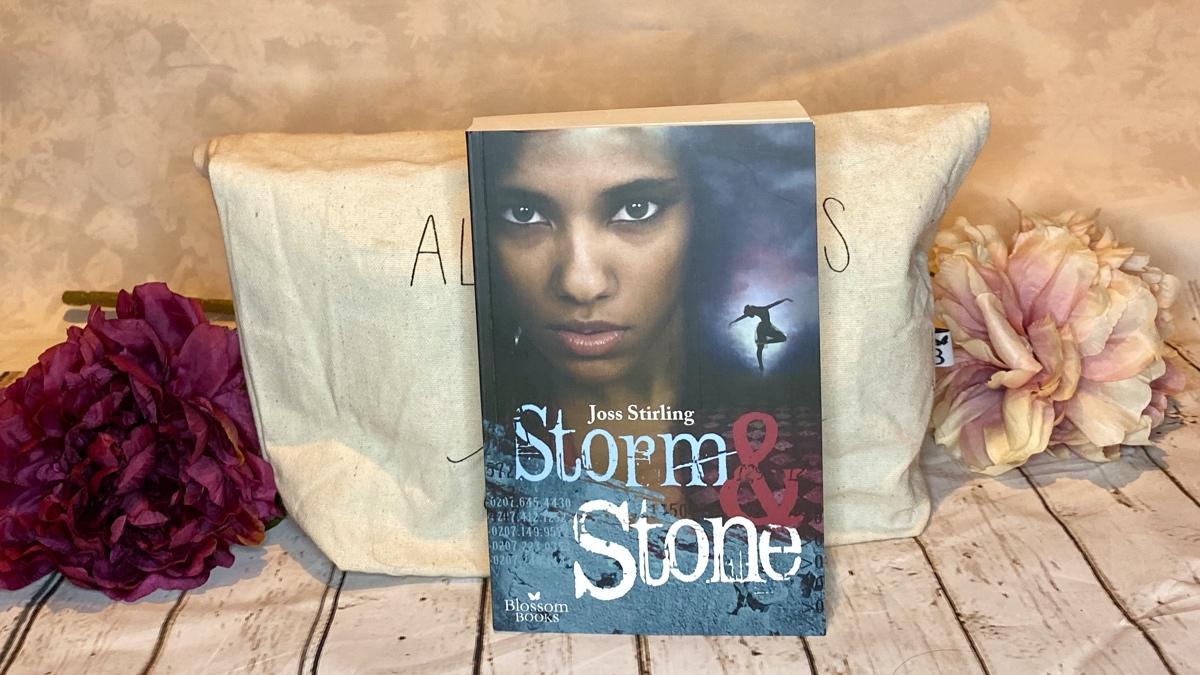 Storm en Stone Joss Stirling