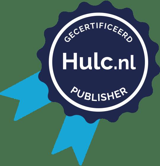Blogger cv hulp.nl publisher-blauw