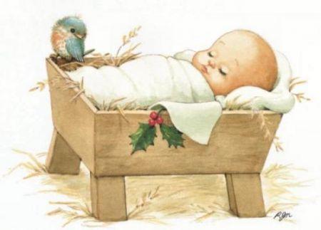 La Nascita Di Lu Bambineddu Una Poesia Di Natale In