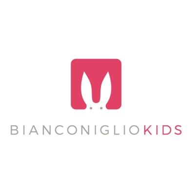 BIANCONIGLIO KIDS LOGO