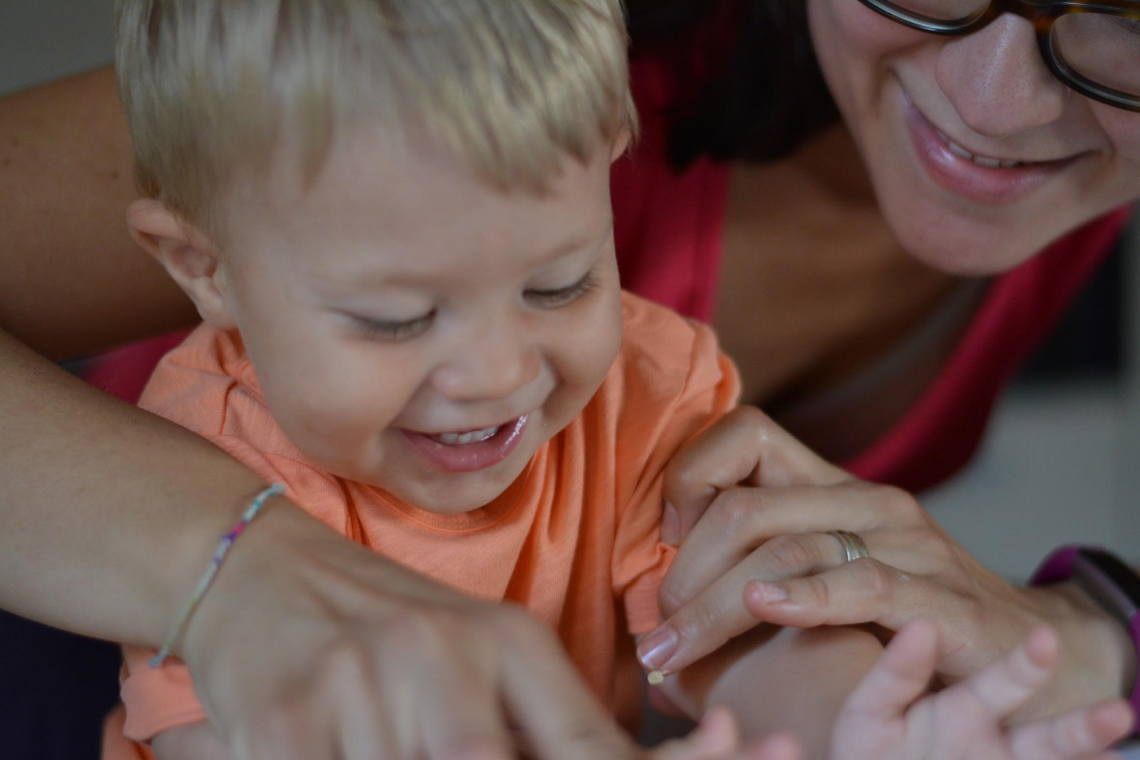 learning tower bianconiglio kids complicità adulto bambino
