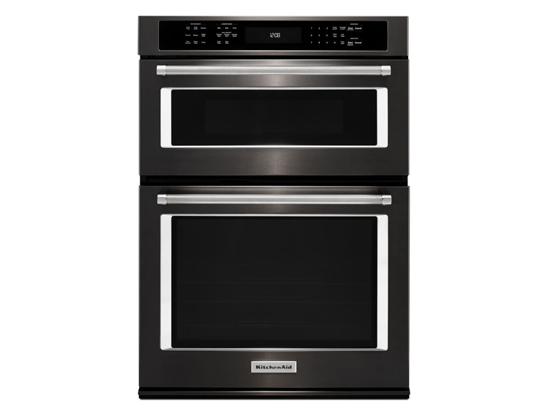 combination wall oven with even heat true