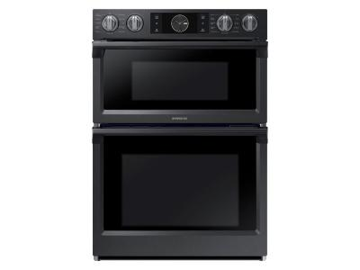 30 samsung combination double oven with power convenction nq70m7770dg