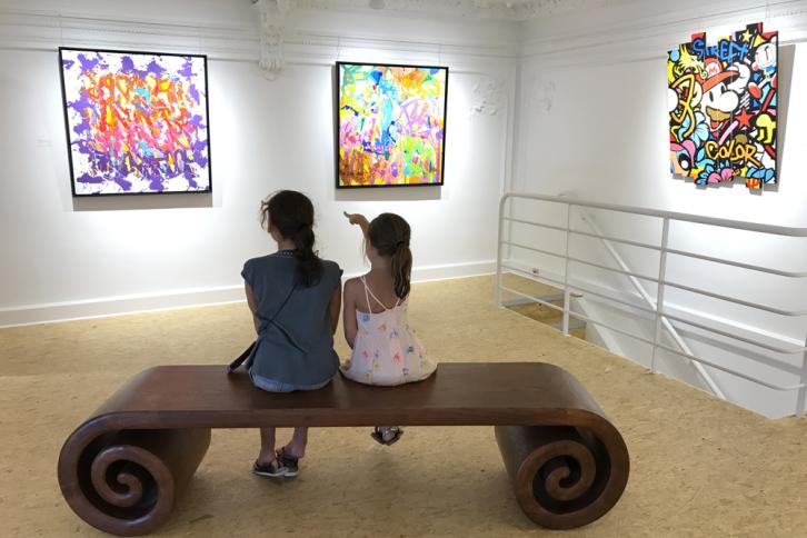 Générations Urbaines Exposition Biarritz Galerie Barthelemy Bouscayrol