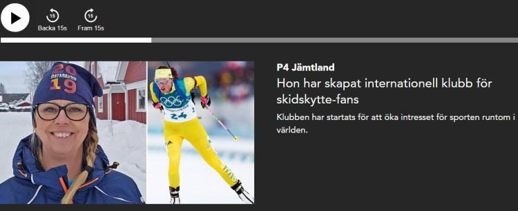 Jessica Bollnert, Sveriges Radio P4