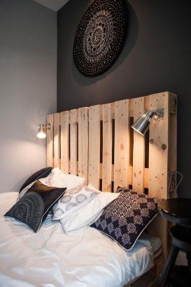12 idees pour faire une tete de lit