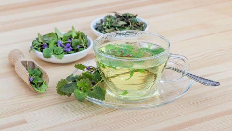 Anche il tè preparato da Dio è utile.