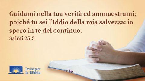 Preghiera quotidiana per avvicinarsi a Dio