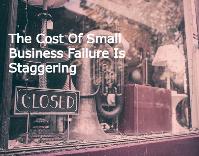 Cost of Small Business Failure