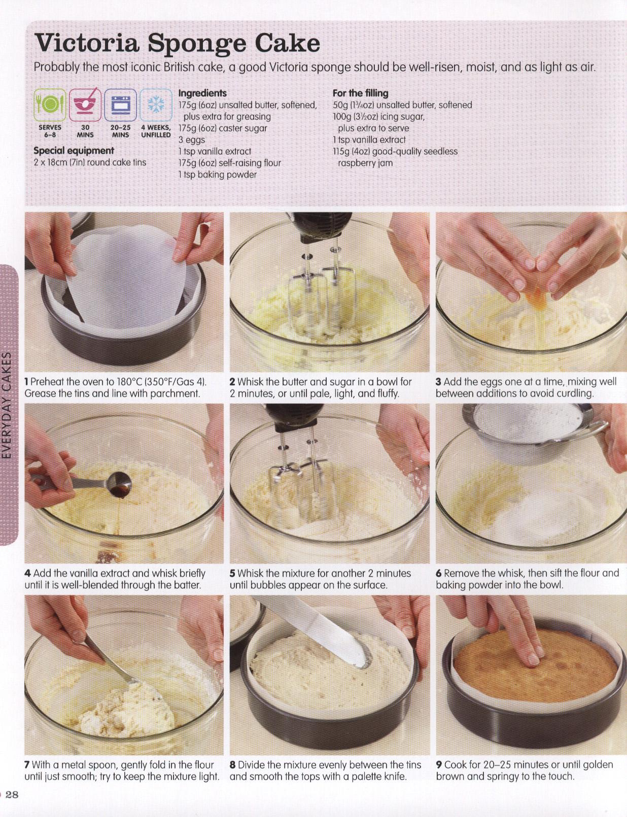 Step By Step Baking By Bretherton Caroline