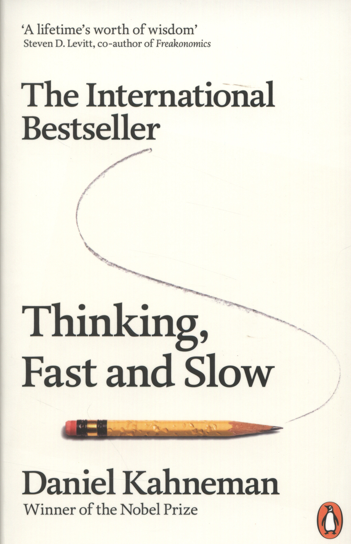 Thinking Fast And Slow By Kahneman Daniel