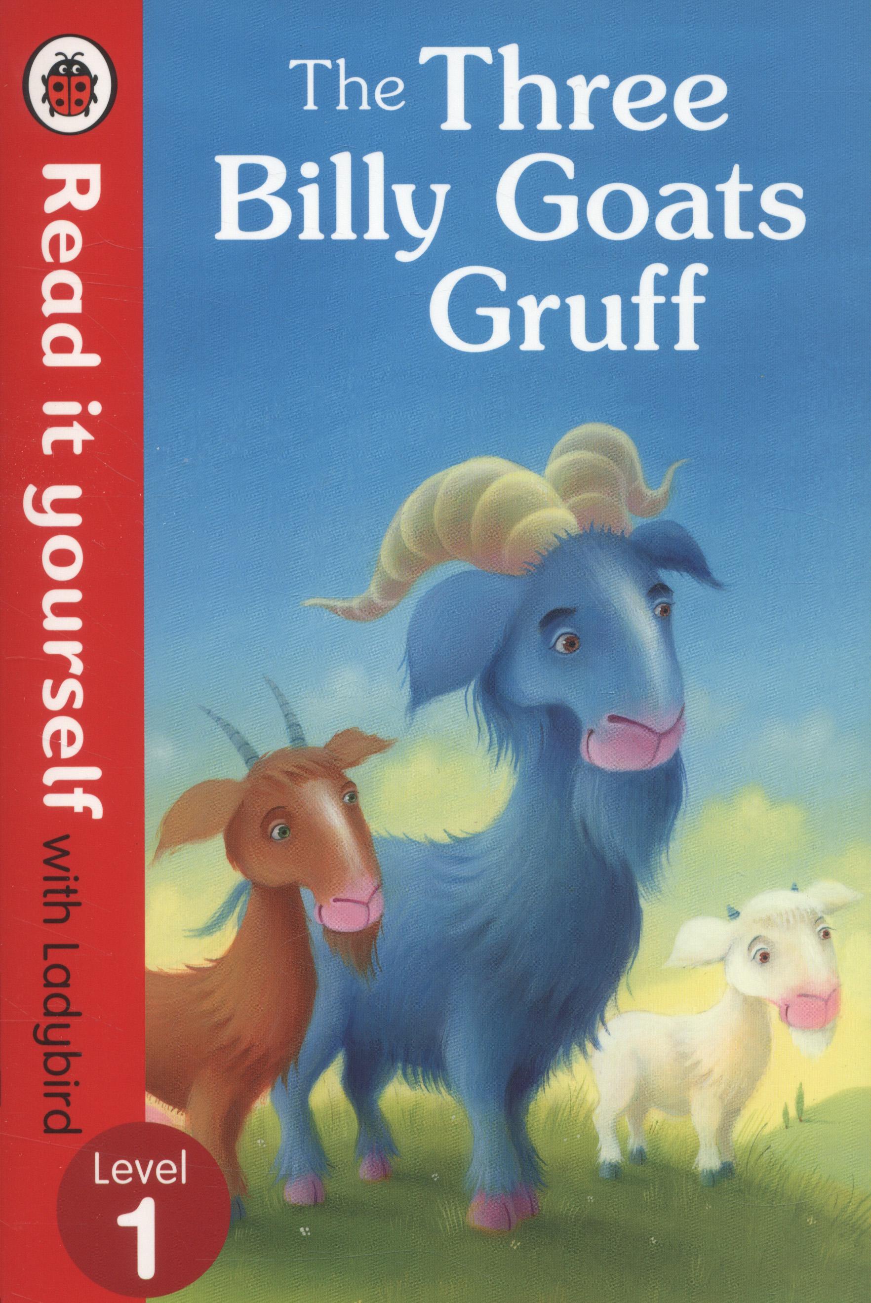 The Three Billy Goats Gruff By Johnson Richard