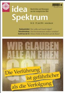 ideaSpektrum_Titel 28.6.2016