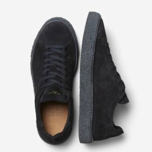 SELECTED - Sneakers in pelle scamosciata