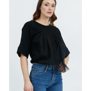 SUSY MIX - T shirt tulle