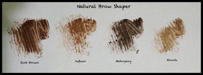 Natural Brow Shaper