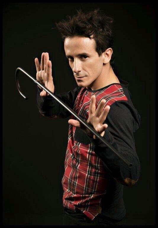 Bailarín Victor Ullate